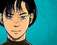 Akira Fanart OC