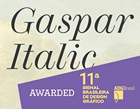 Gaspar Italic