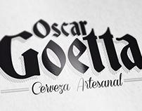 / GOETTA - Cerveza Artesanal /