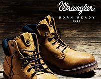 WRANGLER FOOTWEAR SS/FW 15