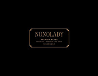 NONOLADY Packaging - Black Edition