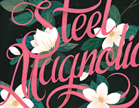 Baltimore Magazine - Steel Magnolia