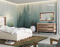 Tulsa Bedroom