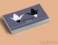 Business Card // Designer