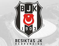 Beşiktaş JK | Rebranding