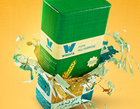 WHEATA NEW PACKAGING CAMPAIGN