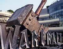 Legendary Warcraft Experience - Experiential