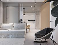 Miniature apartment
