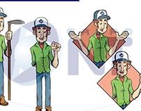 Ilustras de Curso On-line - Grupo NT