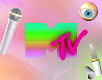 Animated Backgrounds ~ MTV