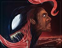 Venom Artwork Movie Posters