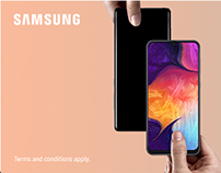 Samsung Web Ad