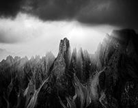 Dark Dolomites