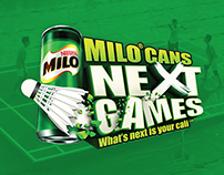 Milo Cans Next Games