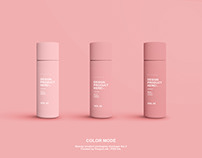 Beauty Product Packaging Mockups Design VOL 2