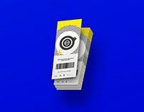 Econ-Data Fly Card Design