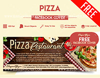 Pizza - Free Facebook Cover