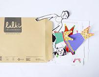Wilamowian paperdolls – educational toy
