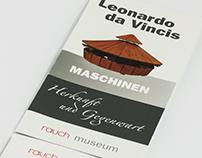 Rauch Museum - Leonardo da Vincis Maschinen