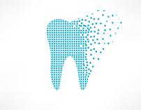 Dental Ceramic Logo Design