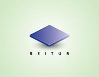 """Logo Design - """"Reitur"""""""