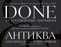 Dutch Plus Typeface