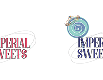 "Candy Ad ""Imperial Sweets"""