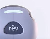 Rêv VR Headset