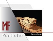 Official Portfolio of Matthew James Foster