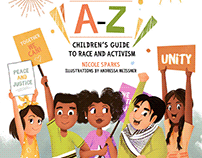 The A-Z Children's Guide To Race and Activism