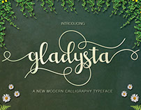 Gladysta Script (FREE)
