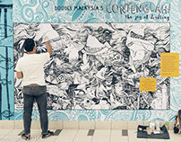 Mural: Penglipurlara