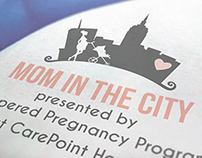 Mom in the City Event Collateral