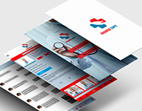 MOBILE Ui/Ux Design (hospital care app)