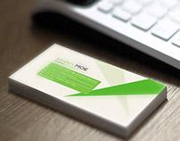 Free Business Card PSD Templates
