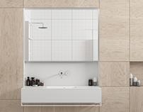 Projekt łazienki ze sklejki