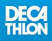 Campaign Posters for Decathlon