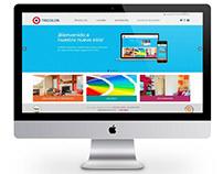 Proyecto Sitio web Tricolor