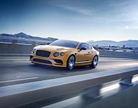 Bentley GT SS CGI