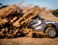Destacada labor de los argentinos en el Rally Dakar