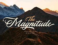 THE MAGNITUDE - script
