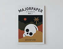 MAJORPAPER Physical Newspaper