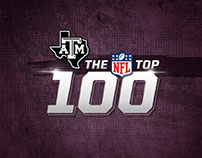 Texas A&M - NFL Top 100