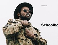 Schoolboy Q — Poster Design