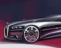 Bugatti Gran Cabrio