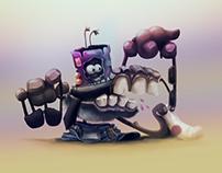 monster chellenge