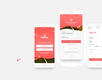 Product Design / Nesty® - UX UI