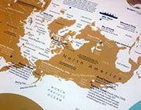 Minimal Geography (Kickstarter Project, 2018)