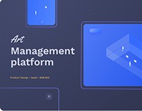 Art Management Platform