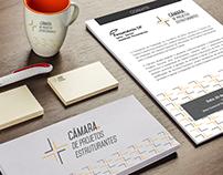 Câmara de Projetos Estruturantes (Branding service)